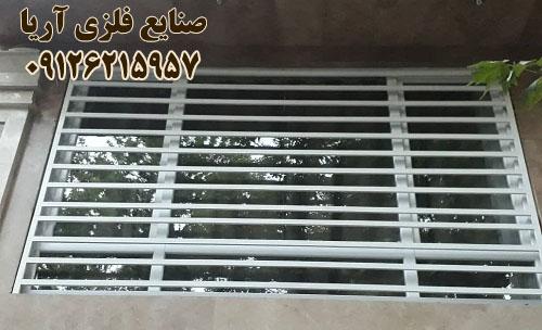 حفاظ پنجره ساختمان آهنی