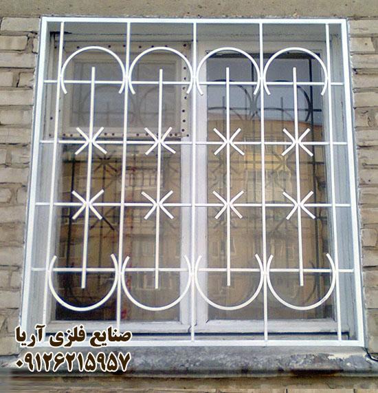 طرح حفاظ پنجره آهنی جدید